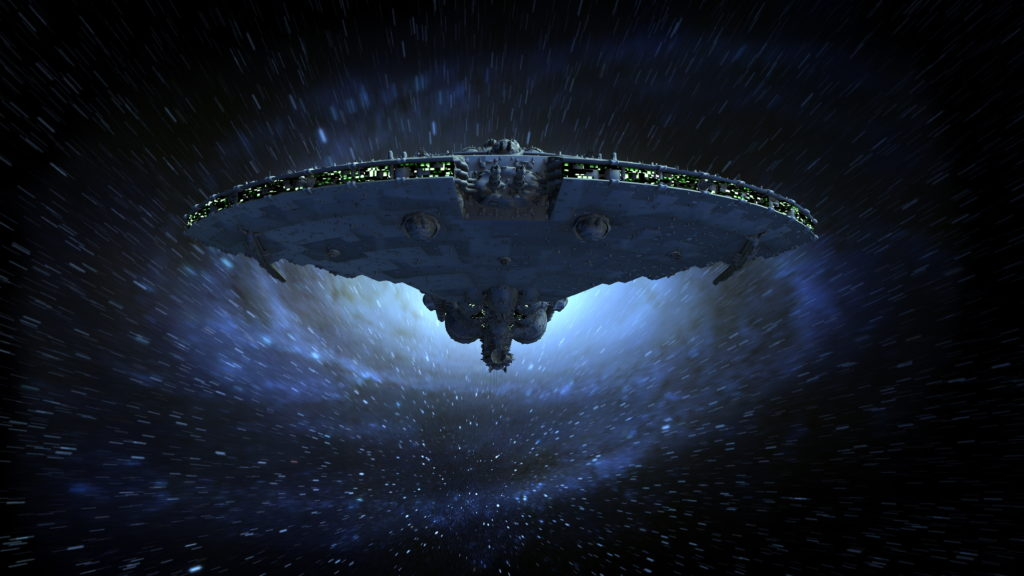 Welcome Aboard The Mothership! - Ark Midnight With John B  Wells